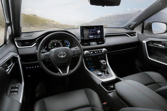 Toyota Việt Nam sắp bán SUV đấu Honda CR-V và đây là 3 lựa chọn tiềm năng nhất - Ảnh 4.