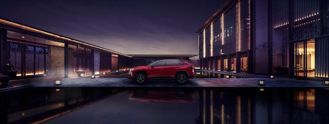 Ra mắt Toyota RAV4 mới: Mạnh nhất nhưng tiết kiệm nhiên liệu nhất, chỉ 2,6L/100km - Ảnh 4.