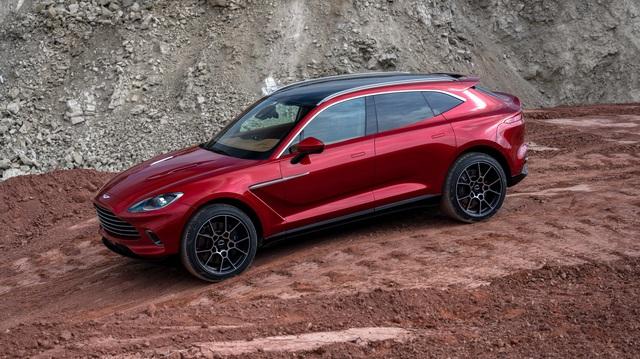 """Hãng xe Trung Quốc Geely """"tiện tay"""" đầu tư vào Aston Martin"""