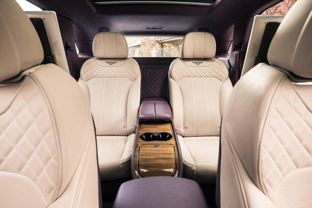 Bentley thêm tùy chọn 4 và 7 chỗ Bentayga - Ảnh 2.