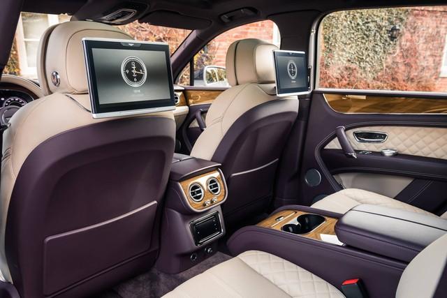 Bentley thêm tùy chọn 4 và 7 chỗ Bentayga - Ảnh 3.