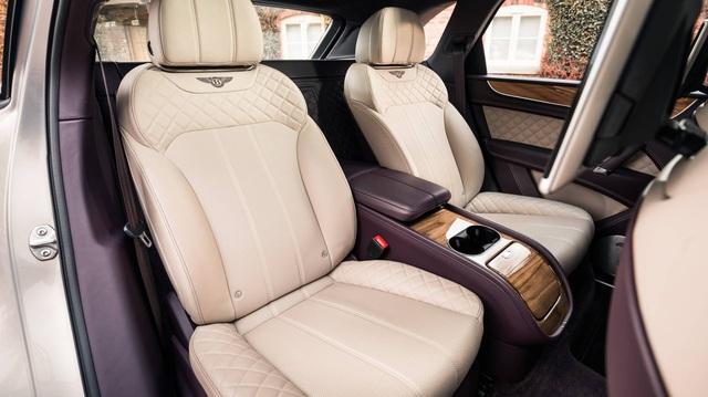 Bentley Bentayga thêm tuỳ chọn 4 và 7 chỗ chiều lòng giới nhà giàu