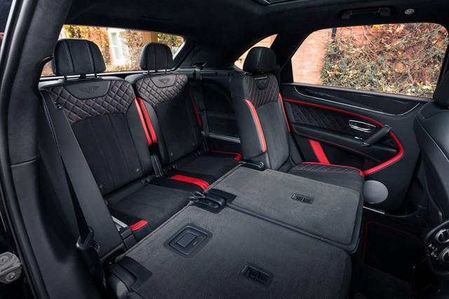 Bentley thêm tùy chọn 4 và 7 chỗ Bentayga - Ảnh 4.