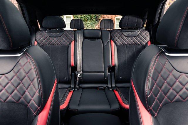 Bentley thêm tùy chọn 4 và 7 chỗ Bentayga - Ảnh 1.