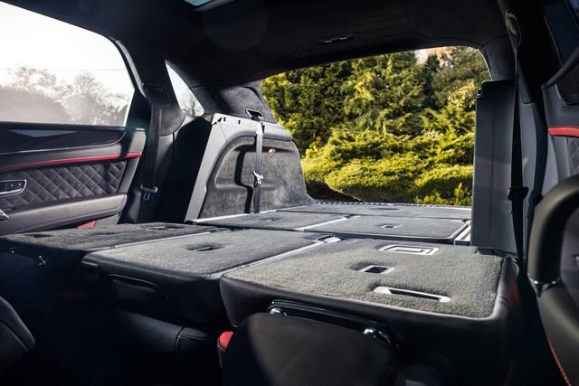 Bentley thêm tùy chọn 4 và 7 chỗ Bentayga - Ảnh 5.