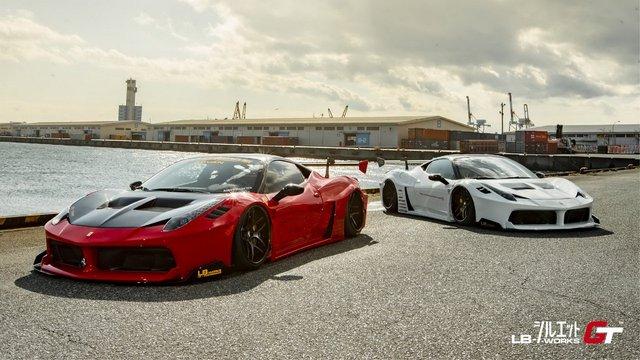 Siêu xe Ferrari 458 Italia thứ 2 tại Việt Nam độ thân rộng, một chi tiết lấy cảm hứng từ mẫu hypecar LaFerrari - Ảnh 3.