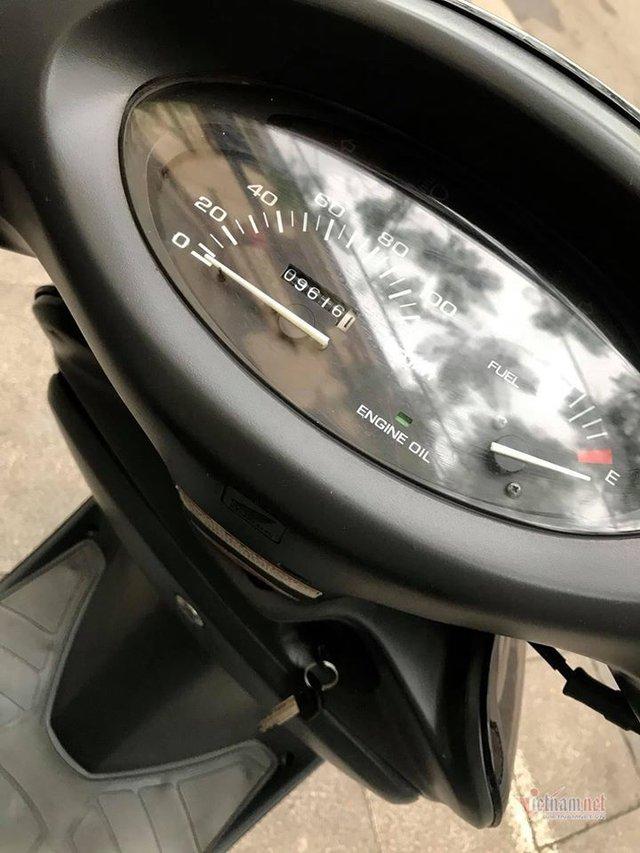 Xe tay ga Honda Spacy 11 năm tuổi giá 125 triệu ở Hà Nội - Ảnh 3.
