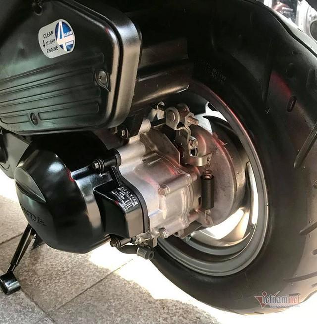 Xe tay ga Honda Spacy 11 năm tuổi giá 125 triệu ở Hà Nội - Ảnh 7.