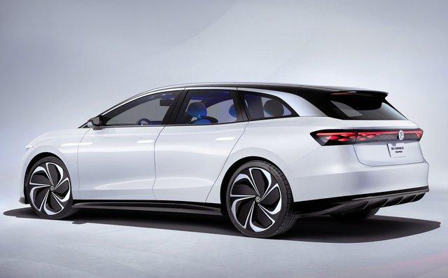 Volkswagen ra mắt xe điện lai crossover mạnh 275 mã lực, chạy được 590 km mỗi lần sạc đầy - Ảnh 6.