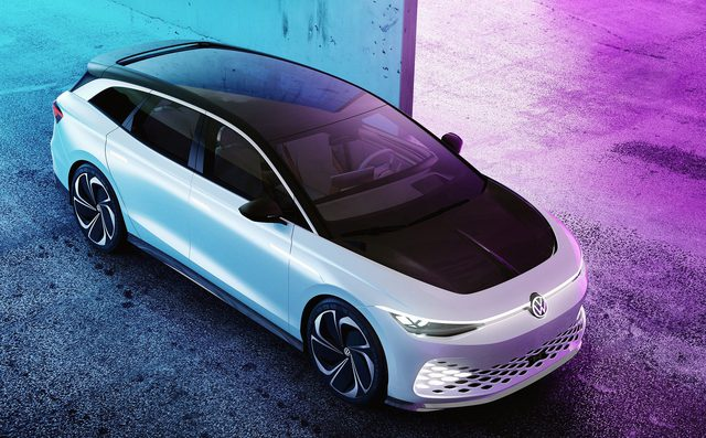 Volkswagen ra mắt xe điện lai crossover mạnh 275 mã lực, chạy được 590 km mỗi lần sạc đầy - Ảnh 3.