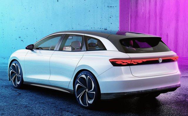 Volkswagen ra mắt xe điện lai crossover mạnh 275 mã lực, chạy được 590 km mỗi lần sạc đầy - Ảnh 2.