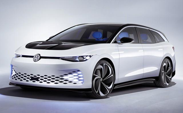 Volkswagen ra mắt xe điện lai crossover mạnh 275 mã lực, chạy được 590 km mỗi lần sạc đầy - Ảnh 4.