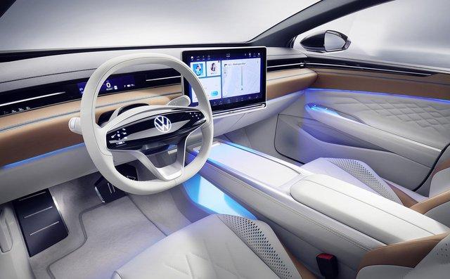 Volkswagen ra mắt xe điện lai crossover mạnh 275 mã lực, chạy được 590 km mỗi lần sạc đầy - Ảnh 8.