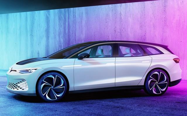 Volkswagen ra mắt xe điện lai crossover mạnh 275 mã lực, chạy được 590 km mỗi lần sạc đầy - Ảnh 1.