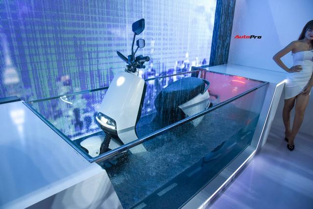 Ra mắt YADEA G5 giá 40 triệu đồng - VinFast thêm đối thủ đáng gờm - Ảnh 6.