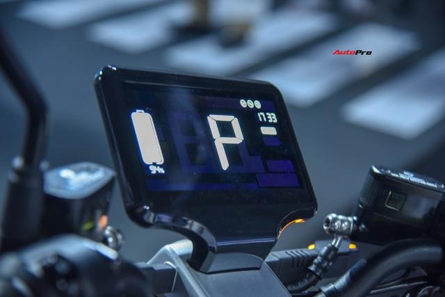 Ra mắt YADEA G5 giá 40 triệu đồng - VinFast thêm đối thủ đáng gờm - Ảnh 4.
