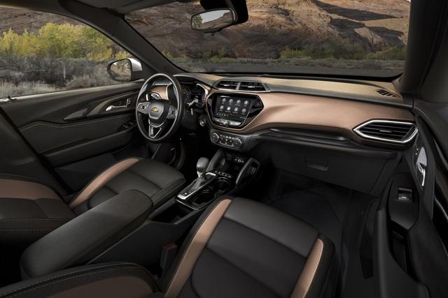 Ra mắt Chevrolet Trailblazer mới: Rẻ hơn cả Trax, gây sức ép tới Toyota Fortuner - Ảnh 11.