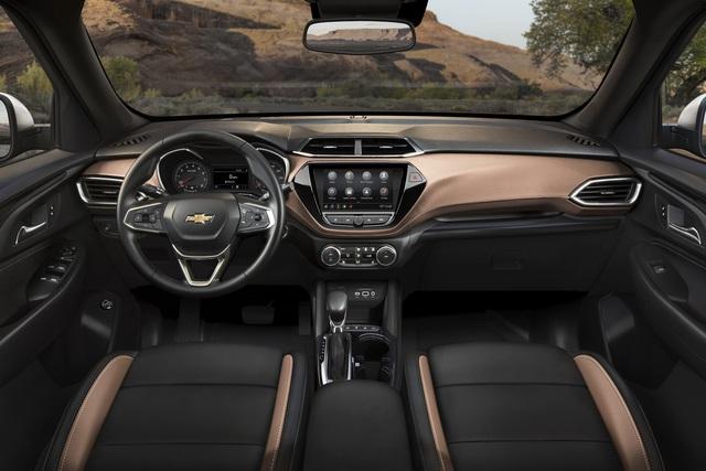Ra mắt Chevrolet Trailblazer mới: Rẻ hơn cả Trax, gây sức ép tới Toyota Fortuner - Ảnh 10.