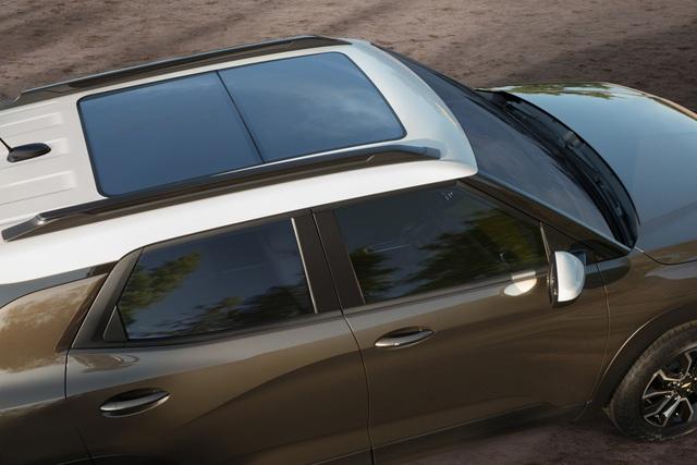 Ra mắt Chevrolet Trailblazer mới: Rẻ hơn cả Trax, gây sức ép tới Toyota Fortuner - Ảnh 5.