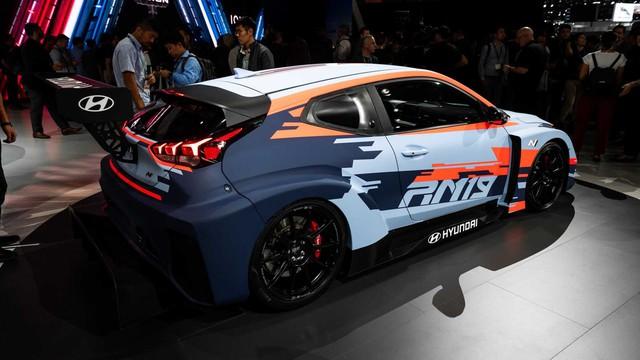 Hyundai xác nhận sớm ra mắt xe thể thao động cơ đặt giữa - Ảnh 1.