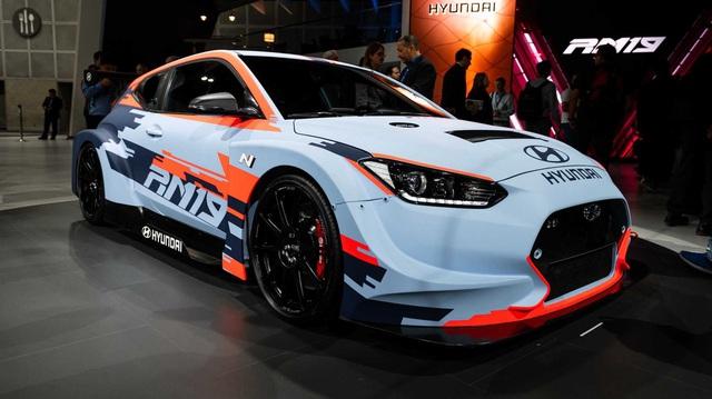 Hyundai xác nhận sớm ra mắt xe thể thao động cơ đặt giữa