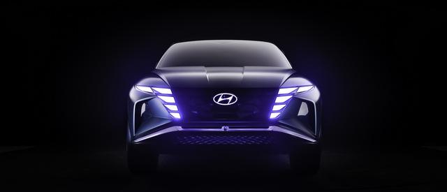 Hyundai Vision T: Bản nháp ấn tượng của Tucson đời mới - Ảnh 4.