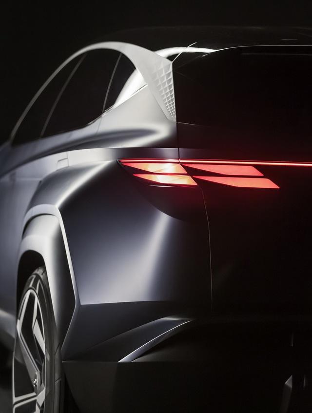 Hyundai Vision T: Bản nháp ấn tượng của Tucson đời mới - Ảnh 11.