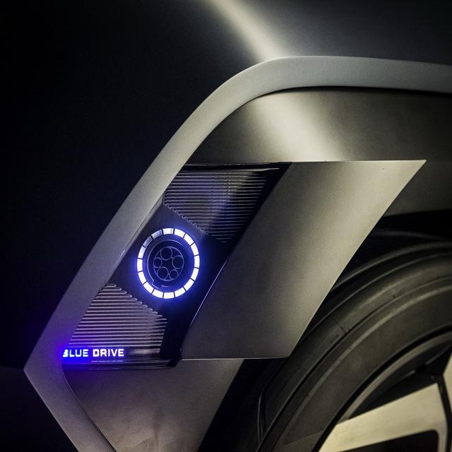 Hyundai Vision T: Bản nháp ấn tượng của Tucson đời mới - Ảnh 8.
