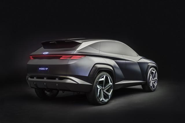 Hyundai Vision T: Bản nháp ấn tượng của Tucson đời mới - Ảnh 2.