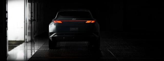 Hyundai Vision T: Bản nháp ấn tượng của Tucson đời mới - Ảnh 7.