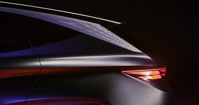 Hyundai Vision T: Bản nháp ấn tượng của Tucson đời mới - Ảnh 6.