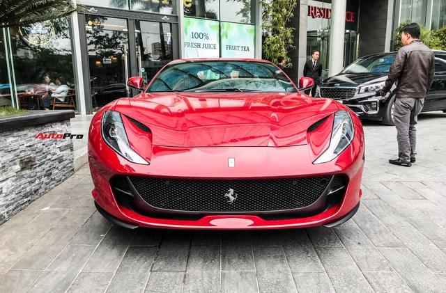 Đại gia Việt sắm nhiều Ferrari độc, lạ: Đa dạng từ xe cổ đến hàng hot nhất thị trường hiện nay - Ảnh 1.