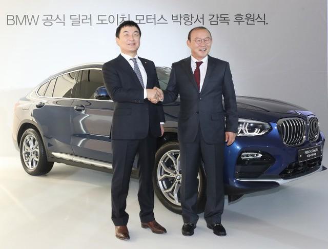 Bộ sưu tập xe bạc tỷ mà ông Park Hang-seo được tặng sau 2 năm dẫn dắt đội tuyển Việt Nam - Ảnh 3.