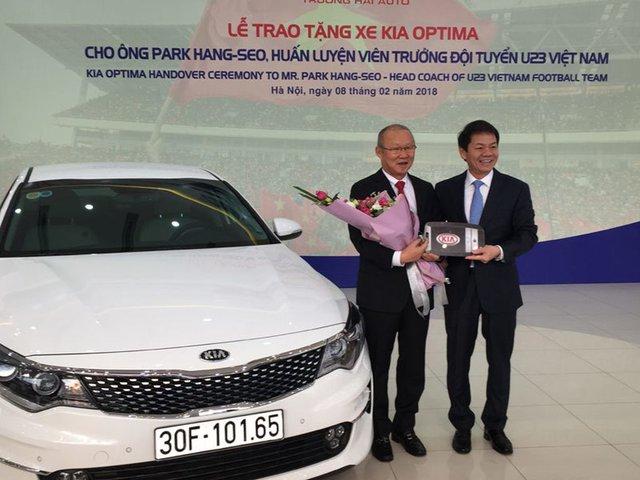 Bộ sưu tập xe bạc tỷ mà ông Park Hang-seo được tặng sau 2 năm dẫn dắt đội tuyển Việt Nam - Ảnh 4.