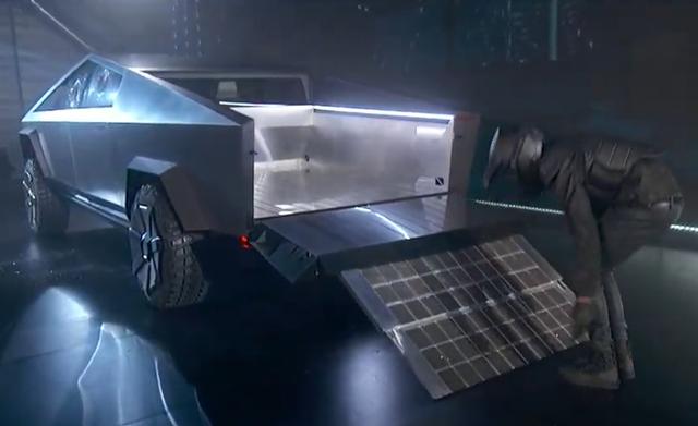 Ra mắt Tesla Cybertruck - Bán tải... bán cho vui - Ảnh 4.
