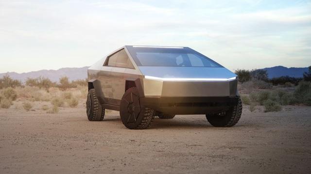Ra mắt Tesla Cybertruck - Bán tải... bán cho vui