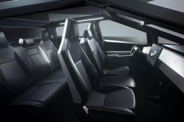 Ra mắt Tesla Cybertruck - Bán tải... bán cho vui - Ảnh 6.