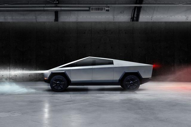 Ra mắt Tesla Cybertruck - Bán tải... bán cho vui - Ảnh 2.