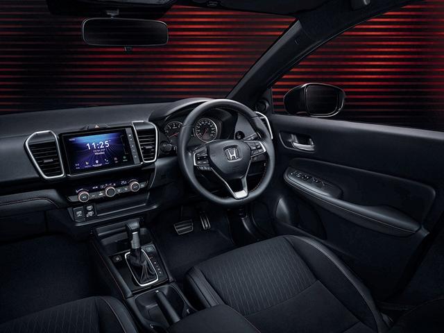 Ra mắt Honda City hoàn toàn mới: Động cơ tăng áp 1.0L, 120 mã lực - Áp lực lên Toyota Vios - Ảnh 9.