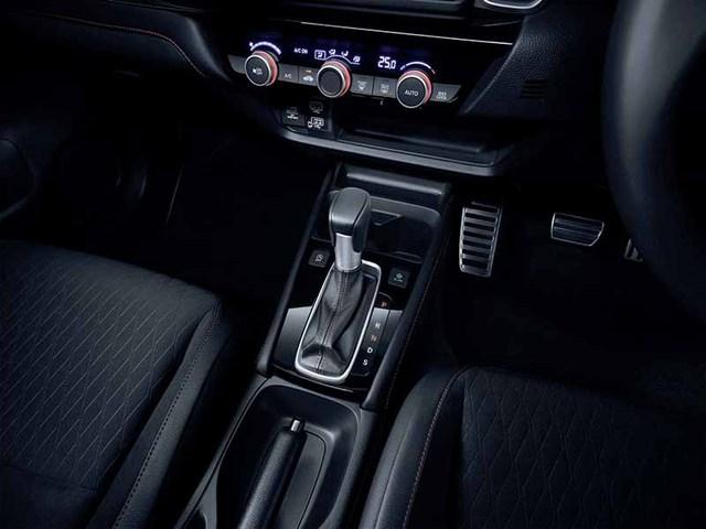 Ra mắt Honda City hoàn toàn mới: Động cơ tăng áp 1.0L, 120 mã lực - Áp lực lên Toyota Vios - Ảnh 13.