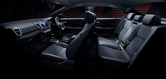 Ra mắt Honda City hoàn toàn mới: Động cơ tăng áp 1.0L, 120 mã lực - Áp lực lên Toyota Vios - Ảnh 10.