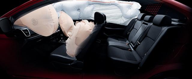 Ra mắt Honda City hoàn toàn mới: Động cơ tăng áp 1.0L, 120 mã lực - Áp lực lên Toyota Vios - Ảnh 11.