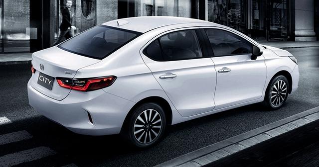 Ra mắt Honda City hoàn toàn mới: Động cơ tăng áp 1.0L, 120 mã lực - Áp lực lên Toyota Vios - Ảnh 6.