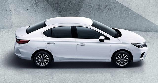 Ra mắt Honda City hoàn toàn mới: Động cơ tăng áp 1.0L, 120 mã lực - Áp lực lên Toyota Vios - Ảnh 4.