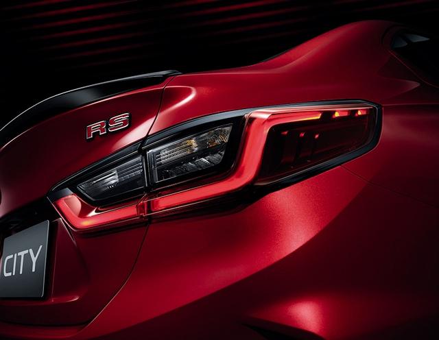 Ra mắt Honda City hoàn toàn mới: Động cơ tăng áp 1.0L, 120 mã lực - Áp lực lên Toyota Vios - Ảnh 7.