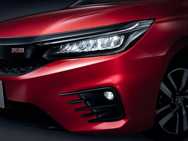 Ra mắt Honda City hoàn toàn mới: Động cơ tăng áp 1.0L, 120 mã lực - Áp lực lên Toyota Vios - Ảnh 3.