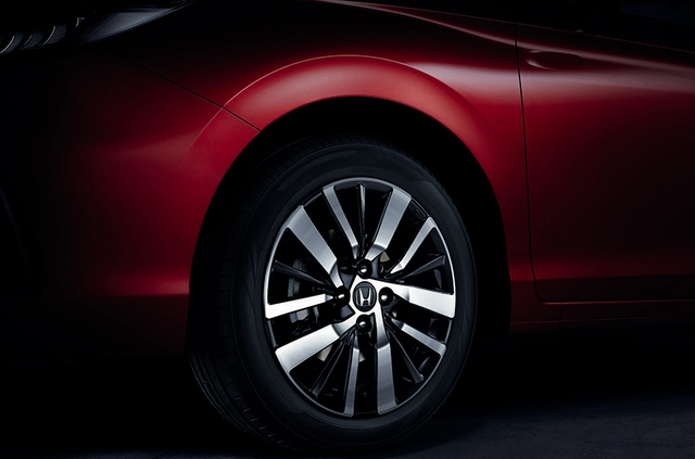 Ra mắt Honda City hoàn toàn mới: Động cơ tăng áp 1.0L, 120 mã lực - Áp lực lên Toyota Vios - Ảnh 5.