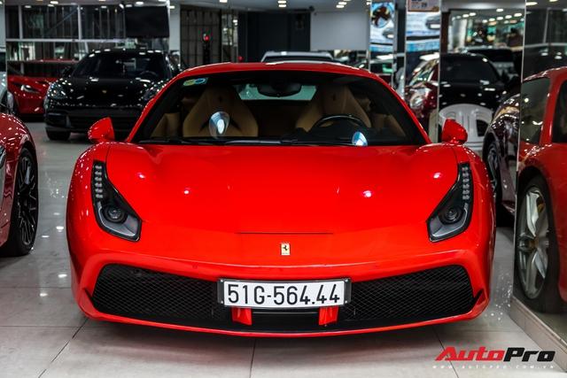 Ông Đặng Lê Nguyên Vũ tiếp tục bán chiếc Ferrari thứ tư trong năm 2019 - Ảnh 1.