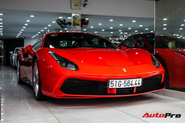 Ông Đặng Lê Nguyên Vũ tiếp tục bán chiếc Ferrari thứ tư trong năm 2019 - Ảnh 4.