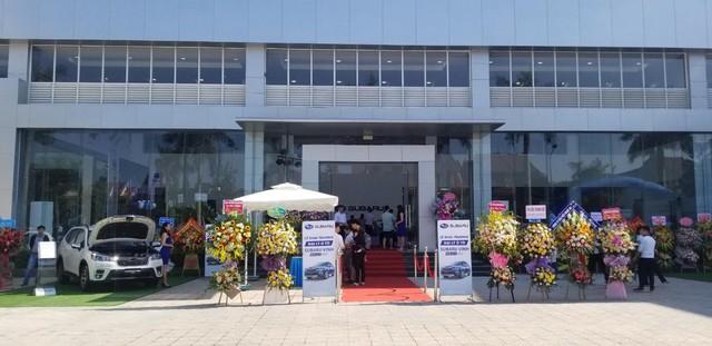 Đắt hàng gấp 10 lần năm ngoái, Subaru mở rộng đại lý ở Việt Nam - Ảnh 1.